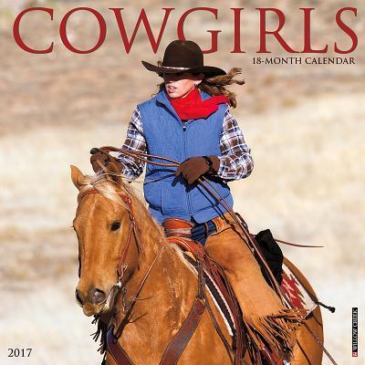 Cowgirls 2017 Calendar