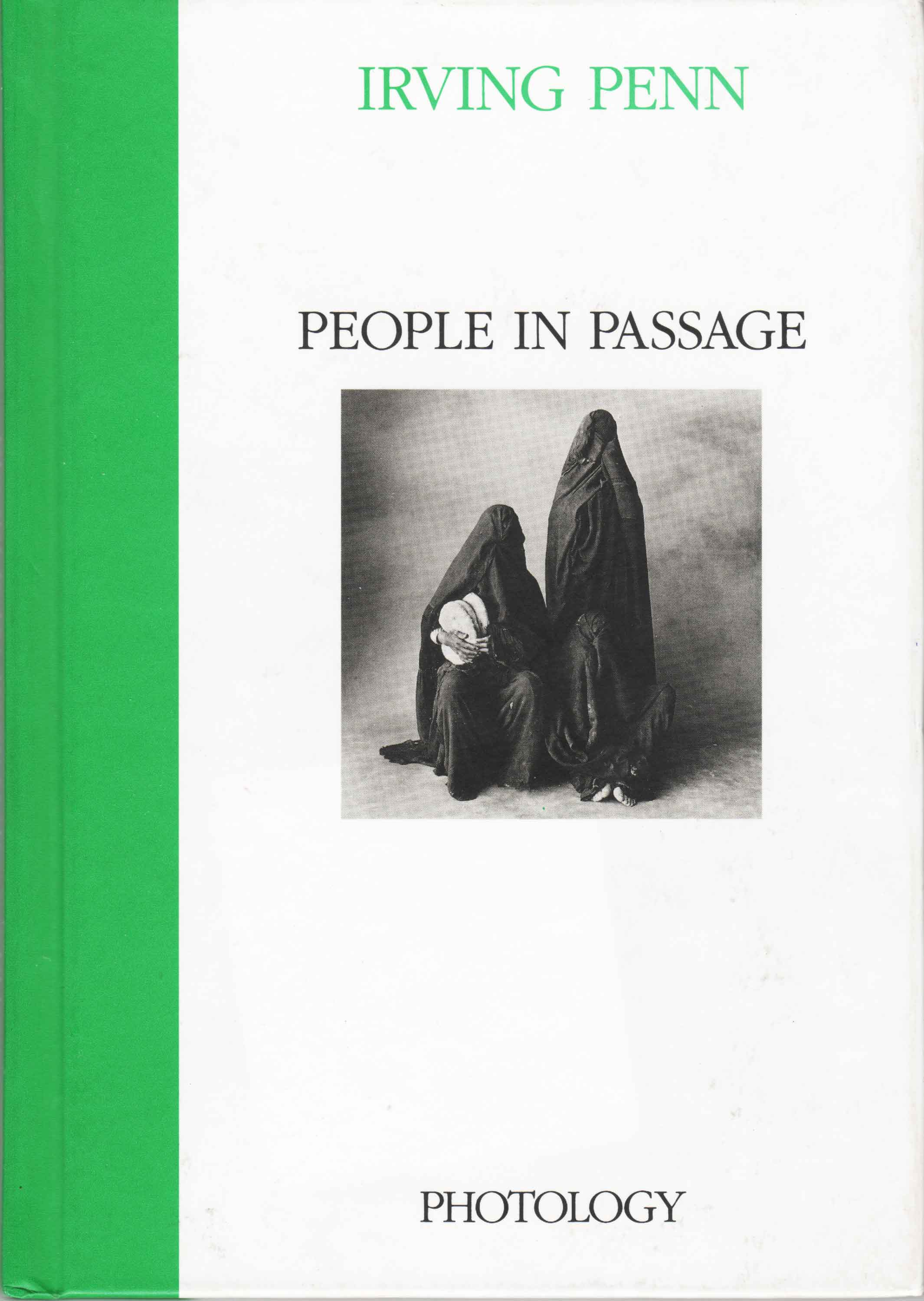 People in passage