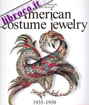 American costume jewelry, 1935-1950