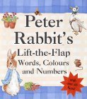 Peter Rabbit's Lift-the-flap Book of Words, Colours and Numbers