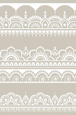 Indian Design Notebook