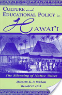 Culture and Educational Policy in Hawaiʻi
