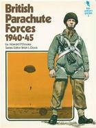 British parachute forces, 1940-45