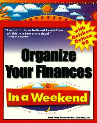 Organize Your Finances With Quicken Deluxe 98