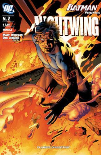 Nightwing n. 02