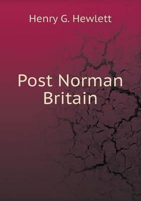 Post Norman Britain