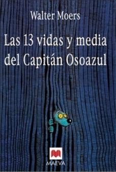 Las 13 vidas y media del Capitán Osoazul