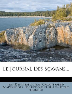 Le Journal Des S Avans...