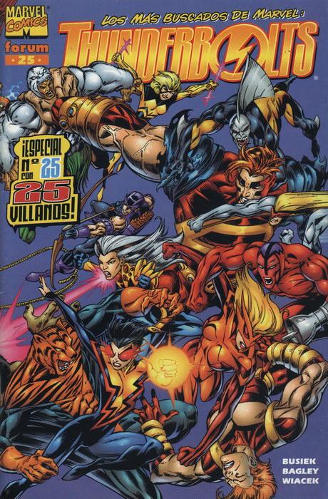 Thunderbolts Vol.1 #25 (de 40)