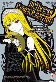 Princess Resurrection vol. 5