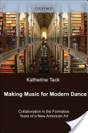 Making Music For Modern Dance