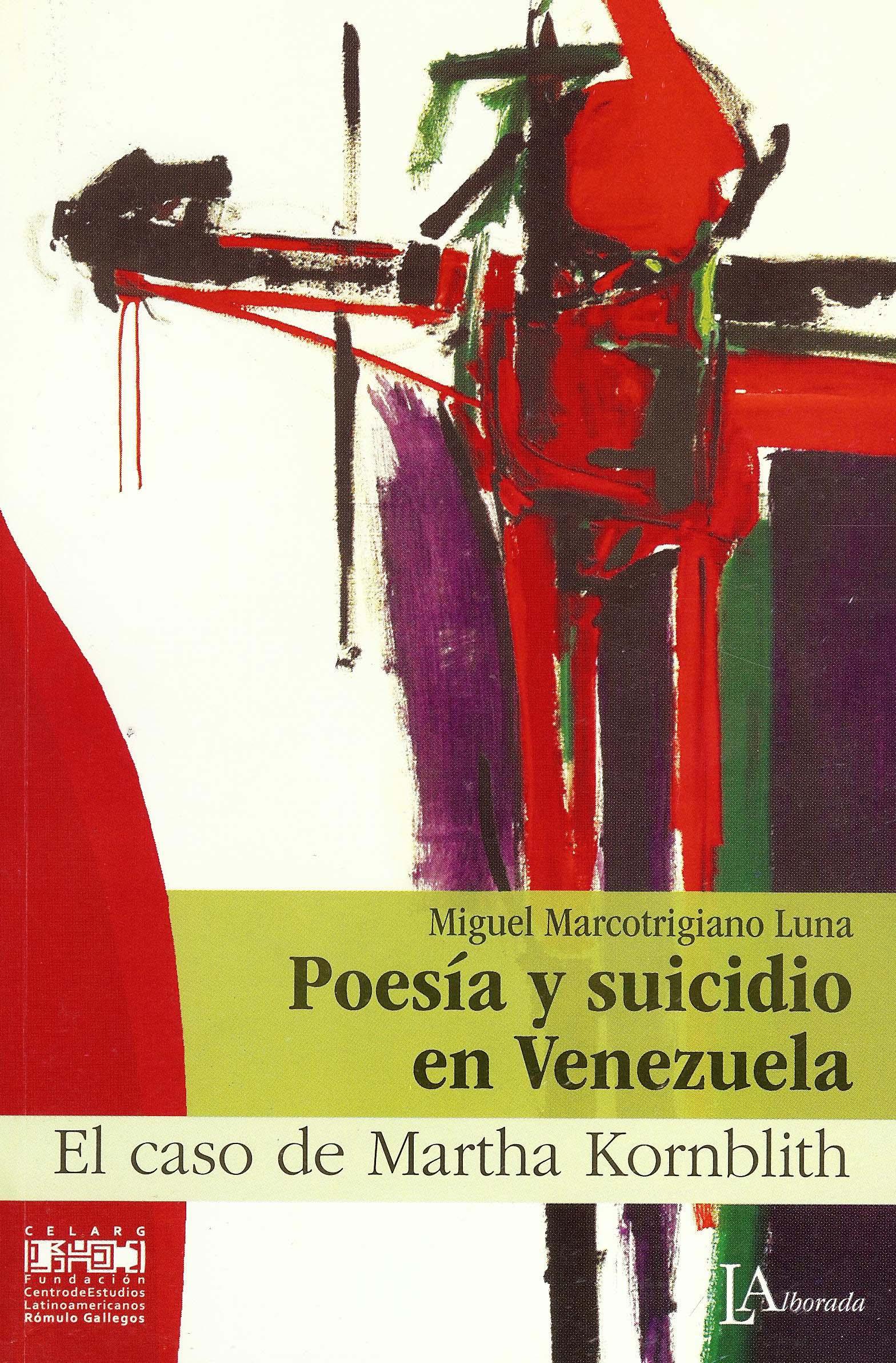 Poesía y suicidio en Venezuela
