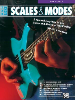 Tab Licks, Scales & Modes for Guitar