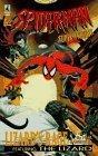 LIZARDS RAGE SPIDER MAN SUPER THRILLER 4