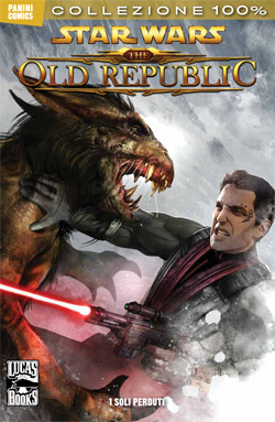 Star Wars: The Old Republic, Vol. 3