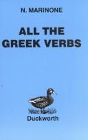 All The Greek Verbs