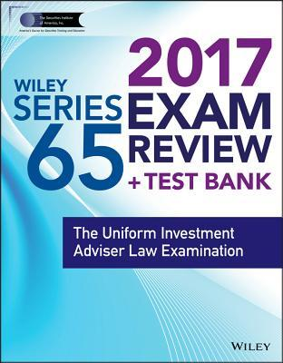 Wiley Series 65 Exam Review 2017