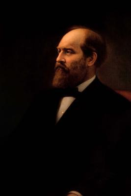 20th United States of America President James a Garfield Journal
