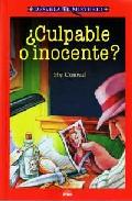 Culpable o inocente?...
