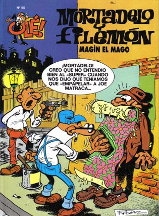 """Magín, """"El Mago"""""""