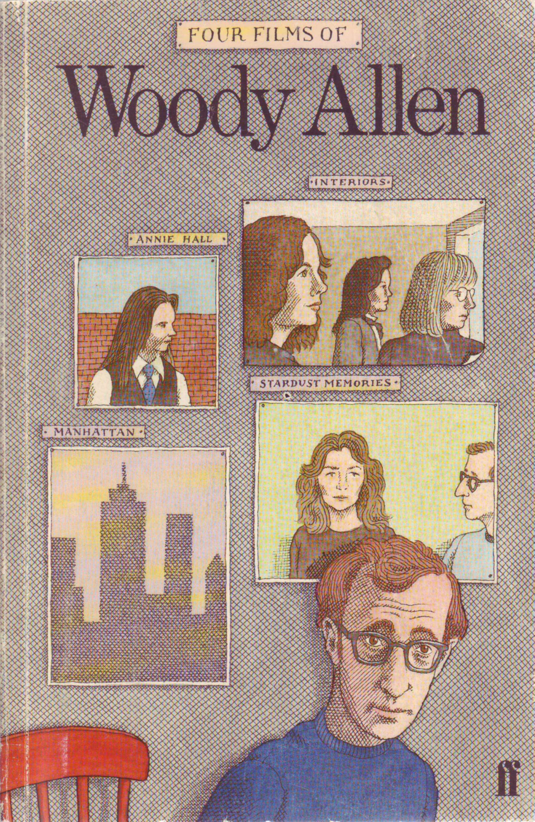 Four Films of Woody Allen