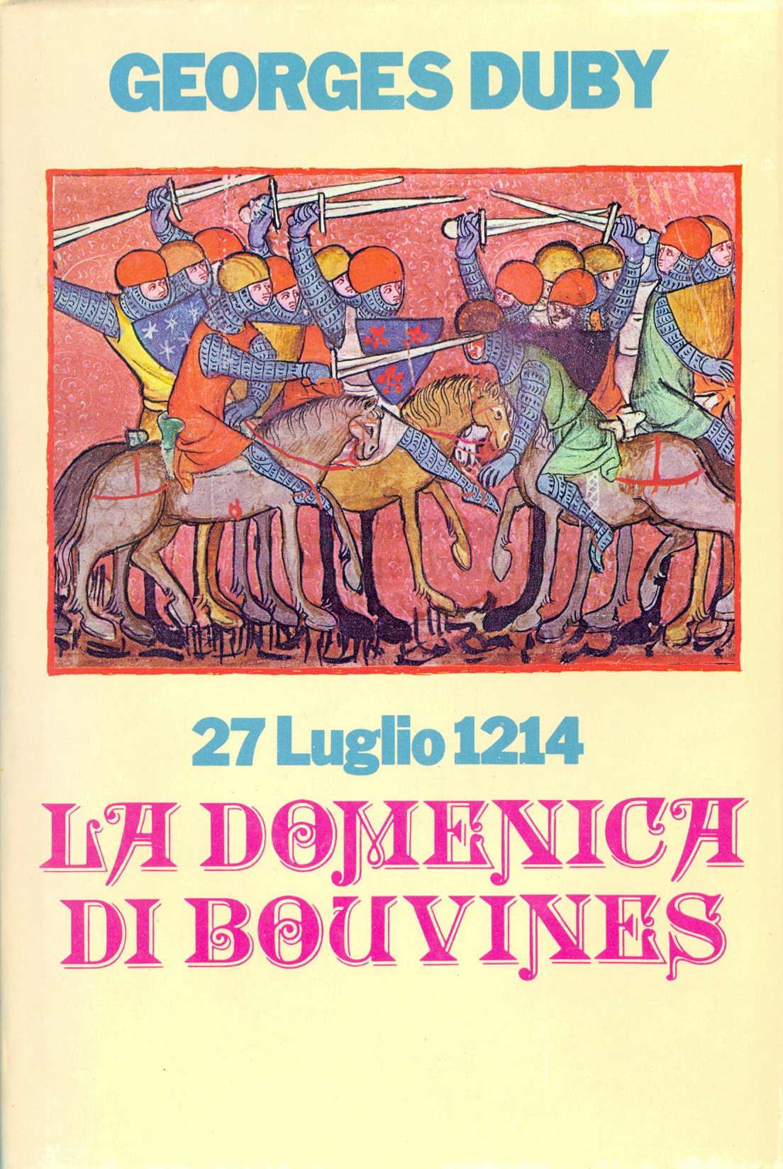 La domenica di Bouvines