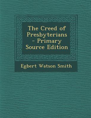 Creed of Presbyterians