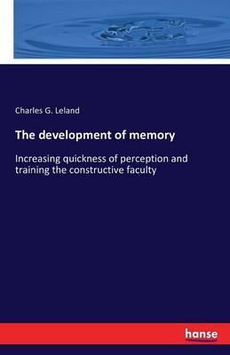 The development of memory