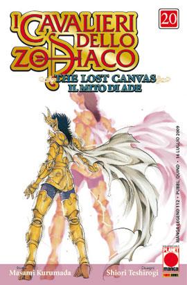 I Cavalieri Dello Zodiaco - Lost Canvas 20