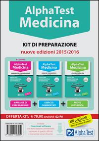Alpha test. Medicina...
