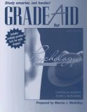Psychology: Grade Aid Workbook with Practice Tests
