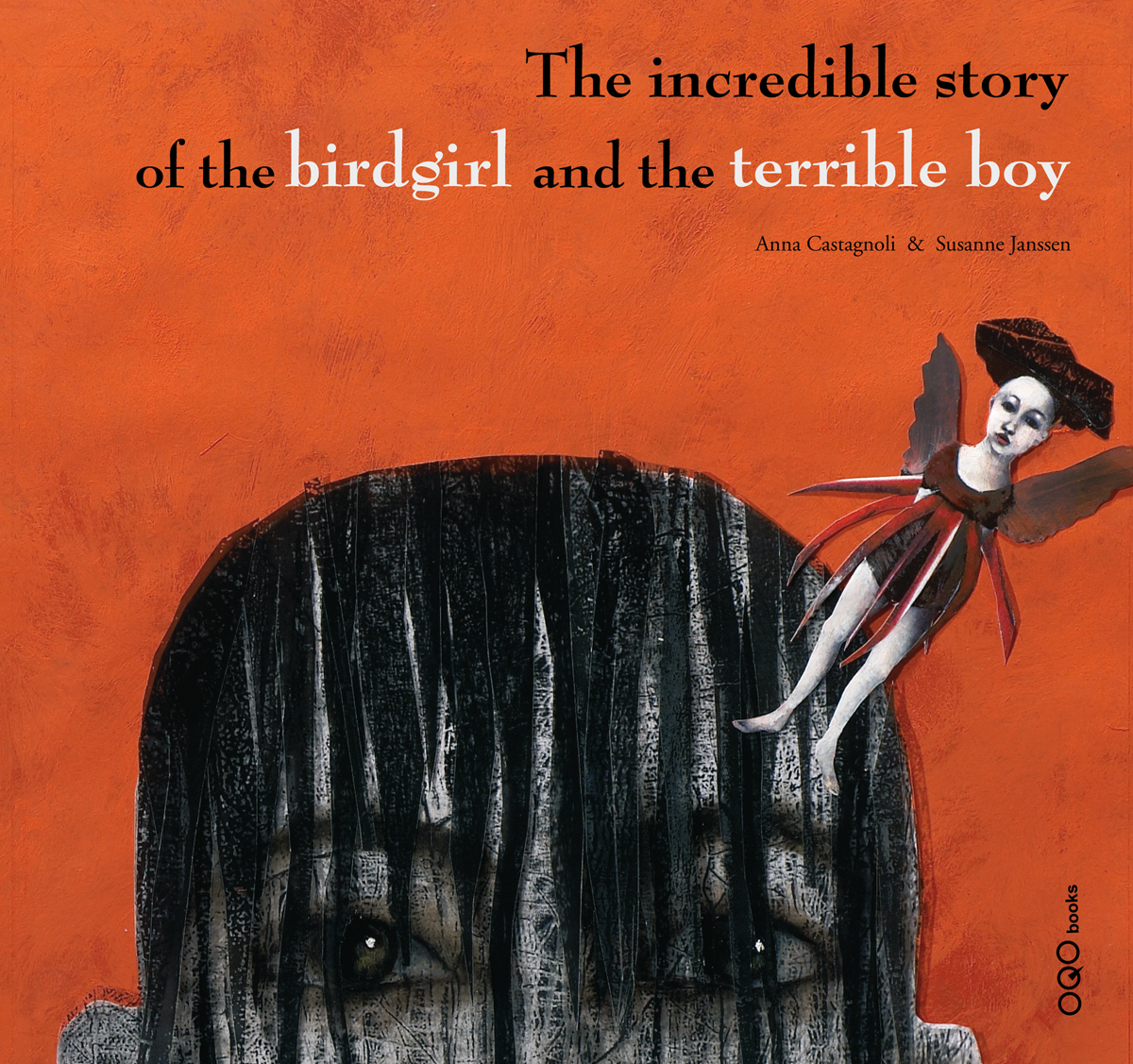 The Incredible Story of the Birdgirl and the Terrible Boy