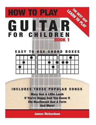 How to Play Guitar for Children
