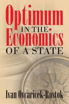 Optimum in the Economics of a State