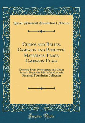 Curios and Relics, Campaign and Patriotic Materials, Flags, Campaign Flags