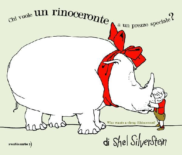 Chi vuole un rinoceronte a un prezzo speciale?