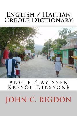 English / Haitian Creole Dictionary