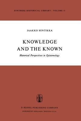 Knowledge and the Kn...