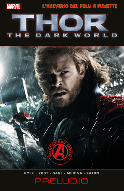 Marvel Movie - Thor the Dark World: Preludio