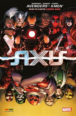 Avengers & X-Men: Ax...