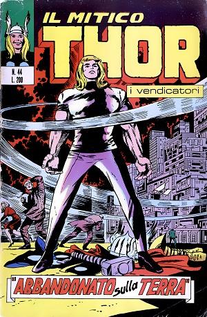 Il mitico Thor n. 44