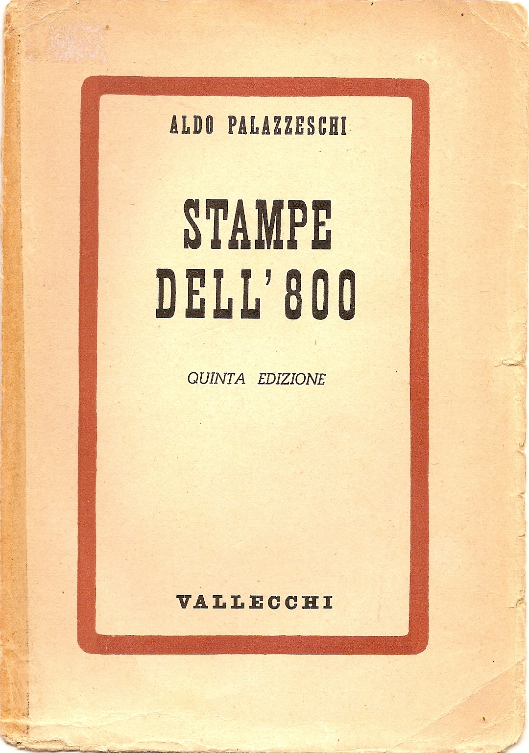 Stampe dell'800