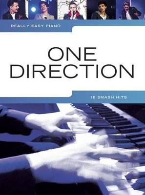 Really Easy Piano One Direction Easy Piano Book