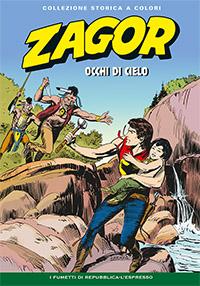 Zagor collezione storica a colori n. 130