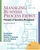Managing Business Process Flows: W/Student CD