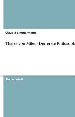 Thales von Milet - D...