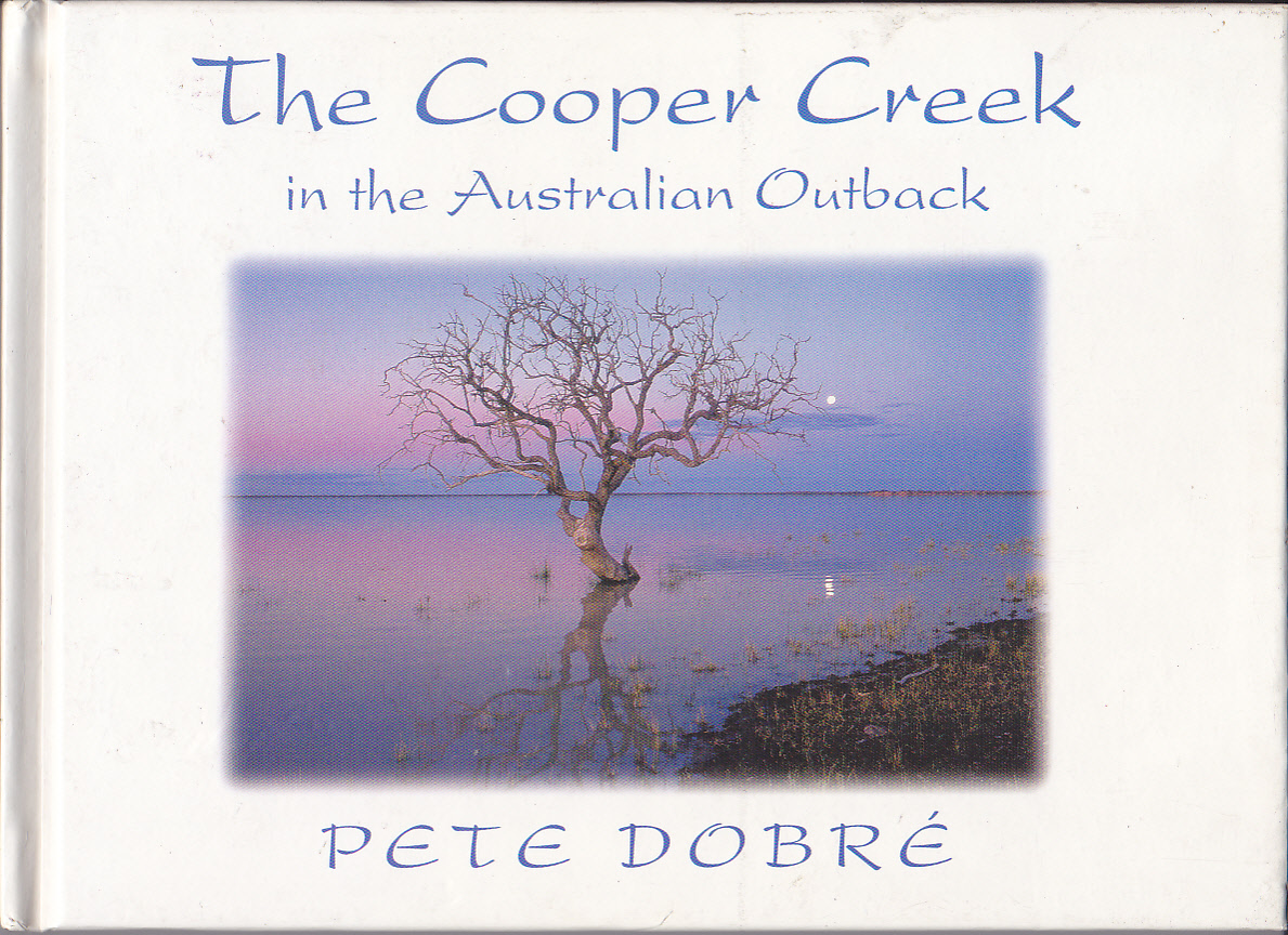 The Cooper Creek in the Australian Outback
