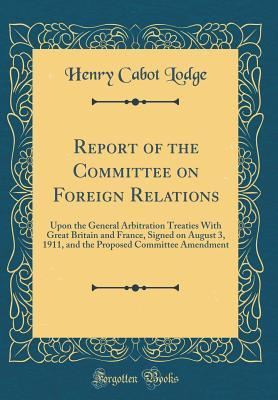 Report of the Committee on Foreign Relations