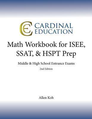Math for ISEE, SSAT, & HSPT Prep