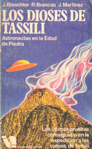Los dioses de Tassili